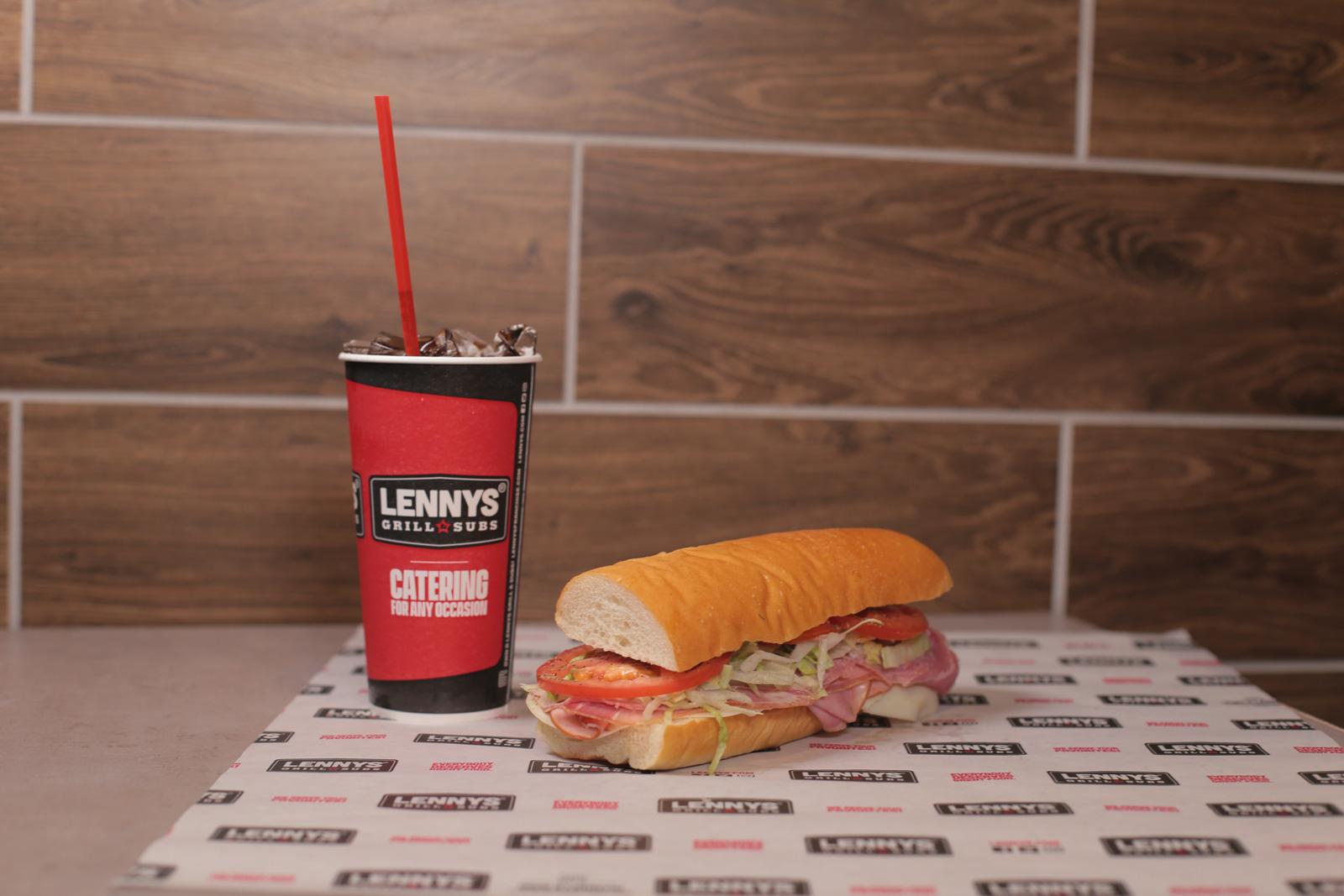 lennys sandwich image