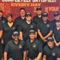 Lennys franchise support team at Lennys University